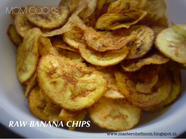 Vazhaikka Chips | Raw Banana Chips
