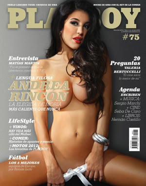 Download Revista Playboy Argentina   Março 2012