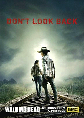 Filme Poster The Walking Dead S04E13 HDTV XviD & RMVB Legendado