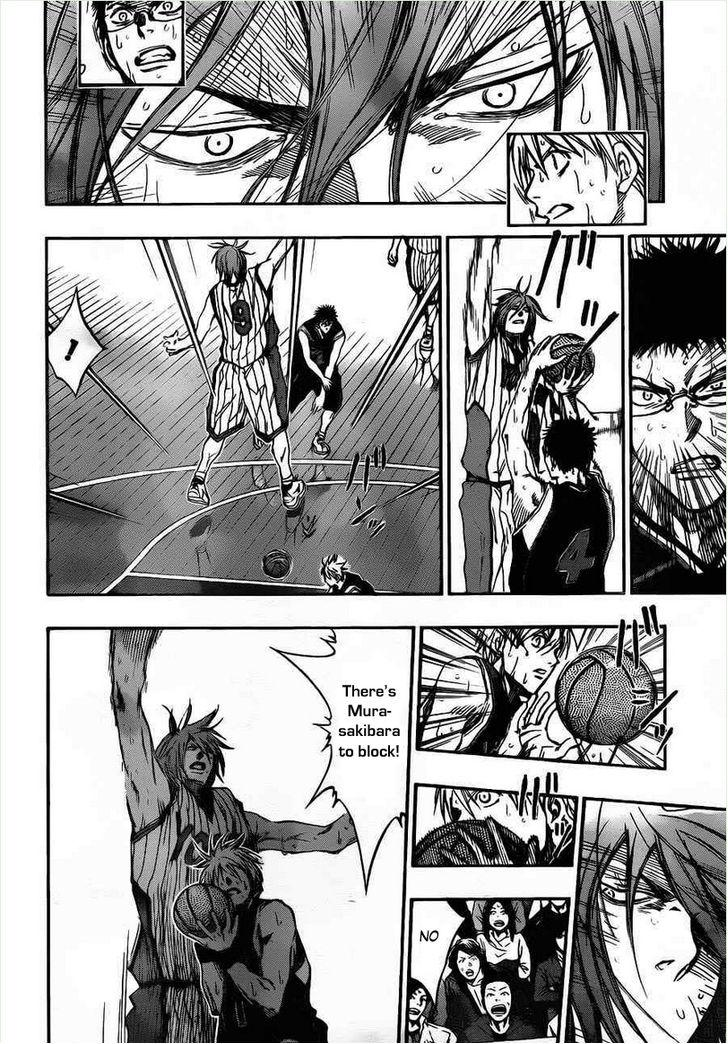 Kuroko no Basket Manga Chapter 150 - Image 04