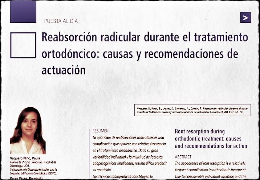 Reabsorcion-radicular