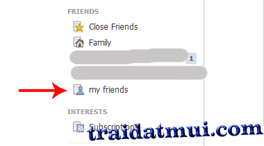 Xóa một người ra khỏi danh sách bạn bè trên Facebook