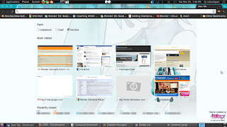 Chromium Browser Theme