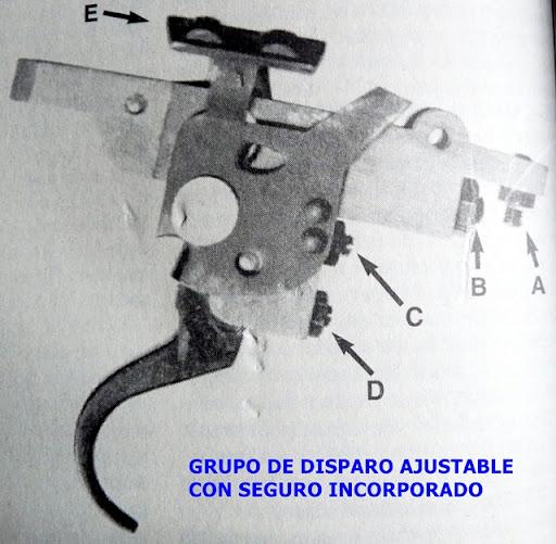 LA ACCIÓN FN MÁUSER P1030664
