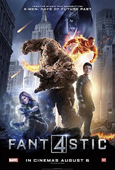 Fantastic Four (2015) แฟนแทสติก โฟร์ HD [พากย์ไทย]