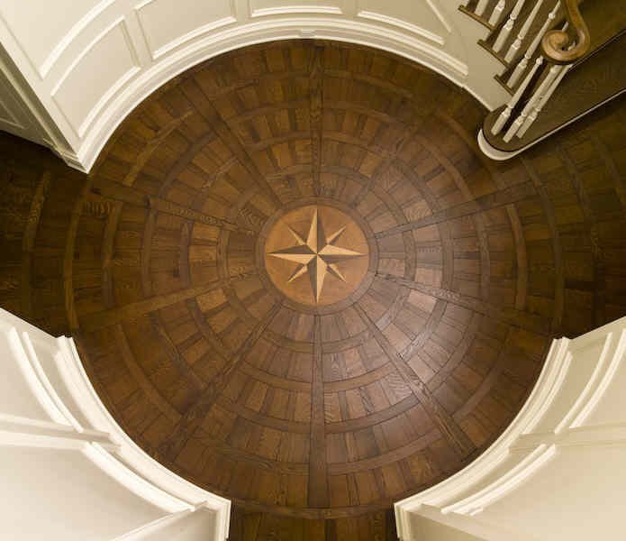 Circular Marble Inlay Flooring : Princess anne county you spin me right round baby
