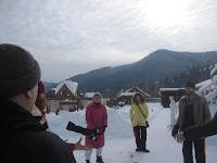 Фоторепортаж с тренинга по ньяса-йоге 12-18 февраля 2012г в Карпатах.791