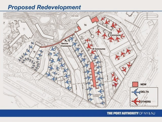 About Airport Planning Jfk T4 Expansion Phase I