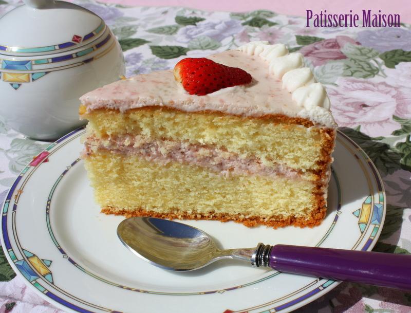 Recette Genoise Pour Layer Cake Facike