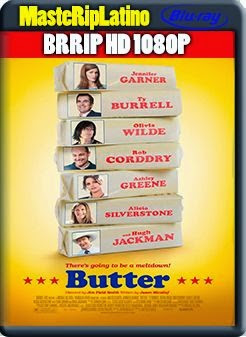 Butter 1080p BDRip Latino (2011)