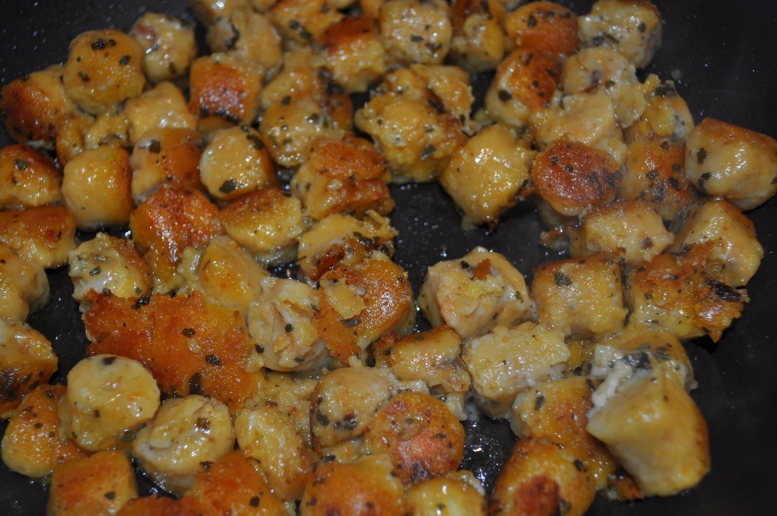 how to cook frozen sweet potato gnocchi