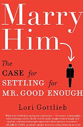 Dating Book Review Marry Him Cover