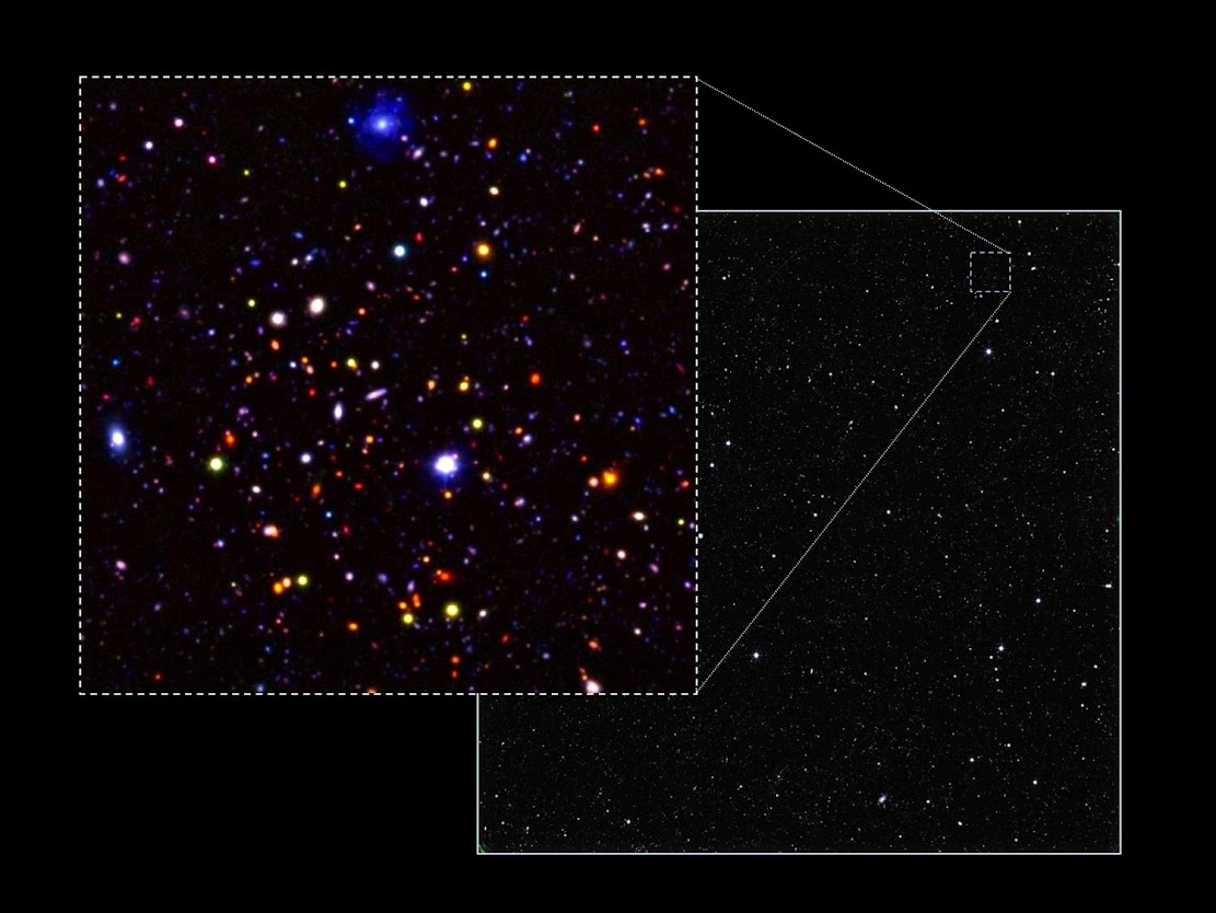 Astronomy: Astronomers release spectacular survey of the distant Universe