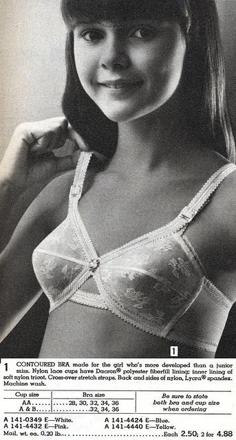 My first bra 2