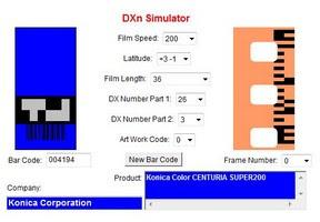 Centuria 200 a DXn Simulatoron