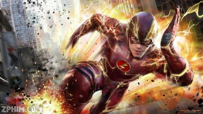 Ảnh trong phim Người Hùng Tia Chớp - The Flash Season 1 4