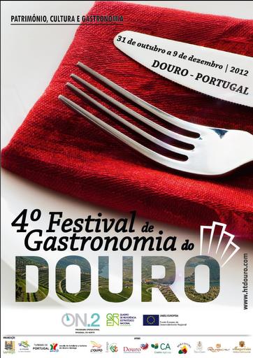 Festival de Gastronomia: O melhor do Douro serve-se à mesa