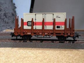 Märklin 00759-24: Rongenwagen, originele uitvoering