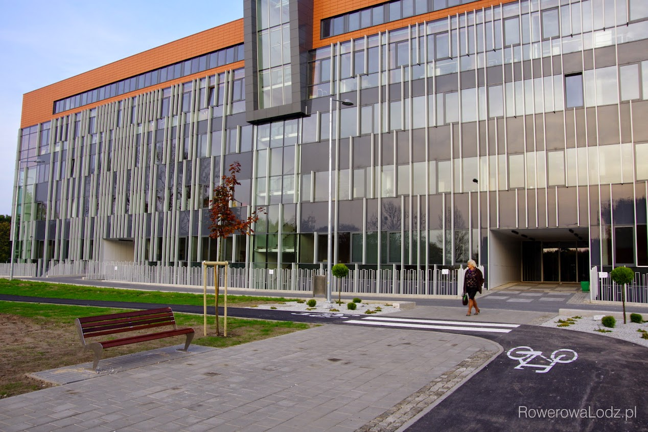 Nowy gmach Wydziału Filologii