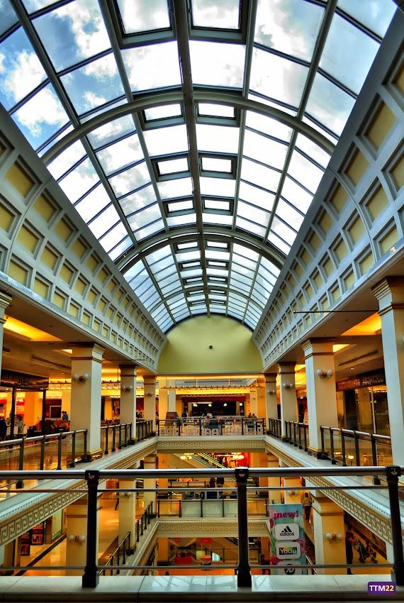 Nikon D5100, 18-55 mm, Edificios y Monumentos, Plaza Mar 2, Alicante, HDR, Interiores, Centro Comercial