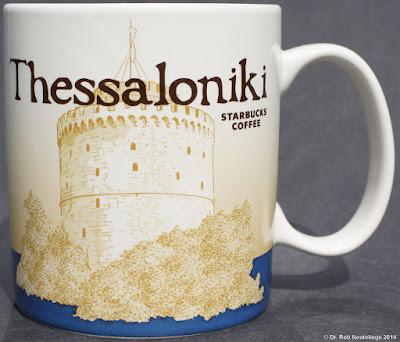 Greece - Thessaloniki / Θεσσαλονίκη www.bucksmugs.nl
