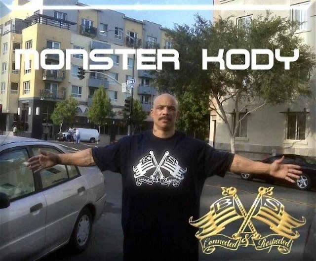monster kody