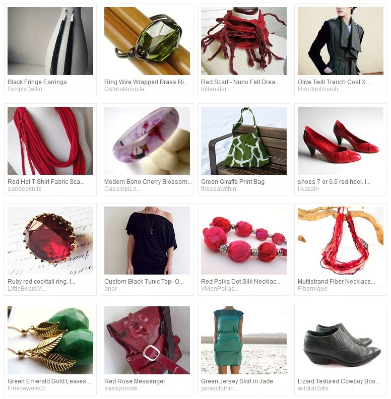Wicked Jewel Tones Treasury