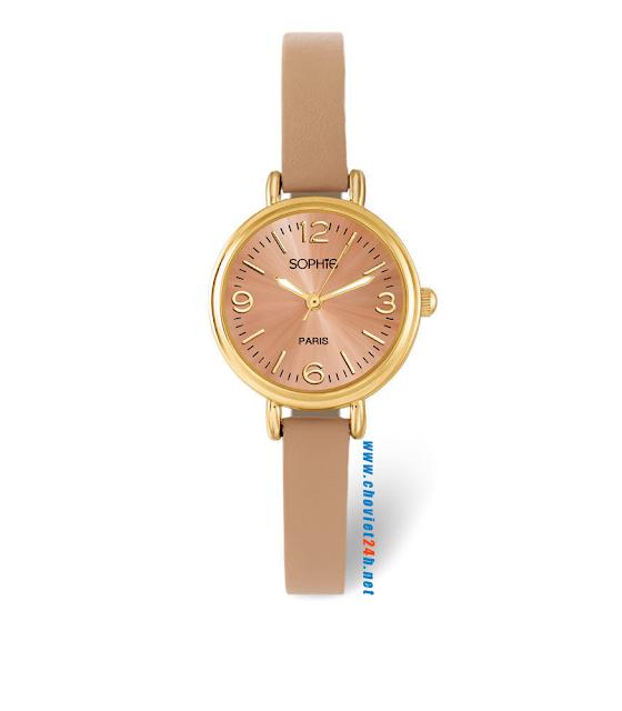 Đồng hồ thời trang nữ Sophie Zosia - WPU390
