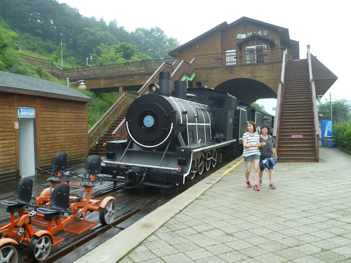 "(Süd Korea) ""Train Village"" in Gokseong 110703-Tour%252520064"