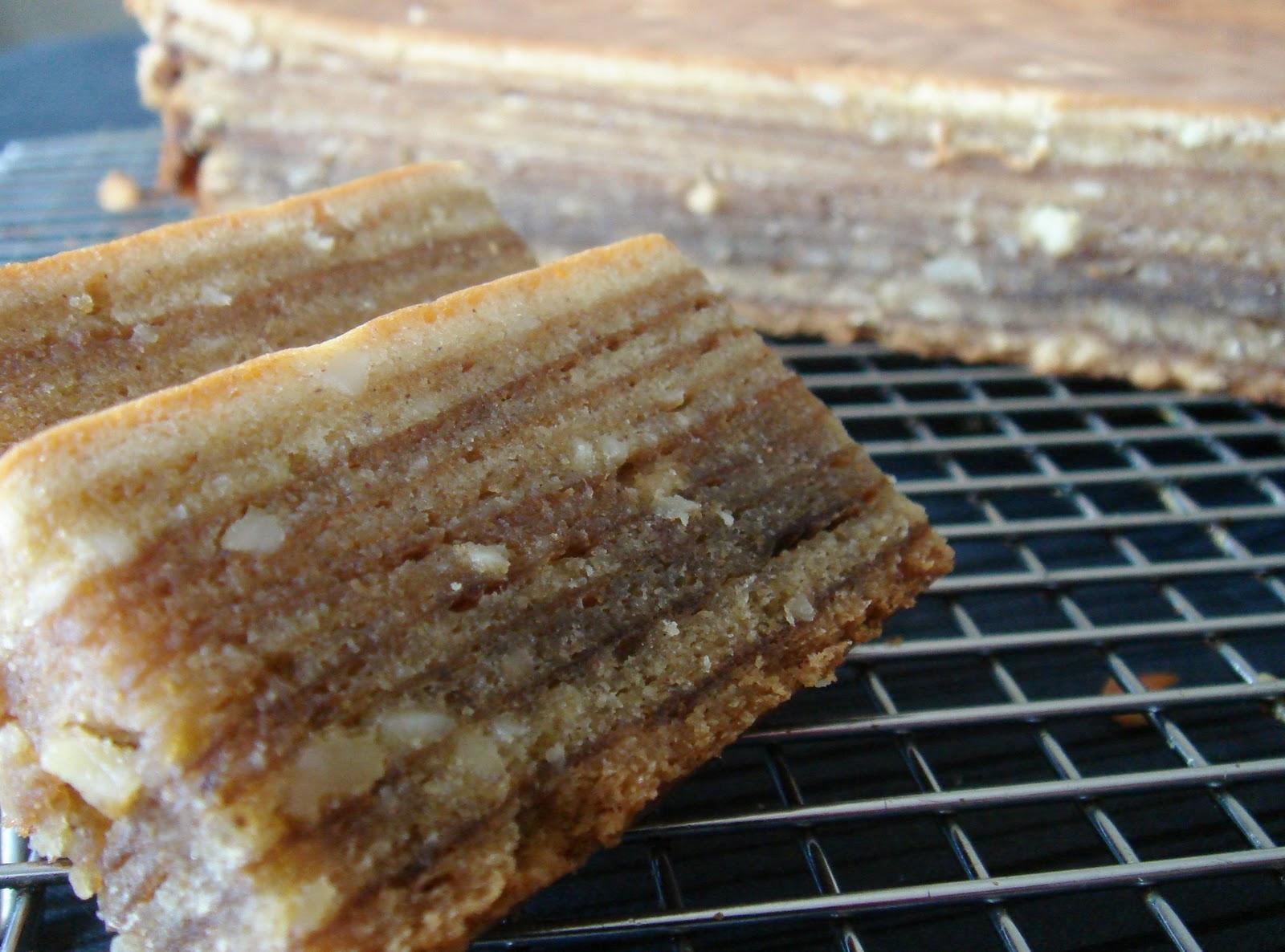 Kue Lapis - Indonesian layered cake