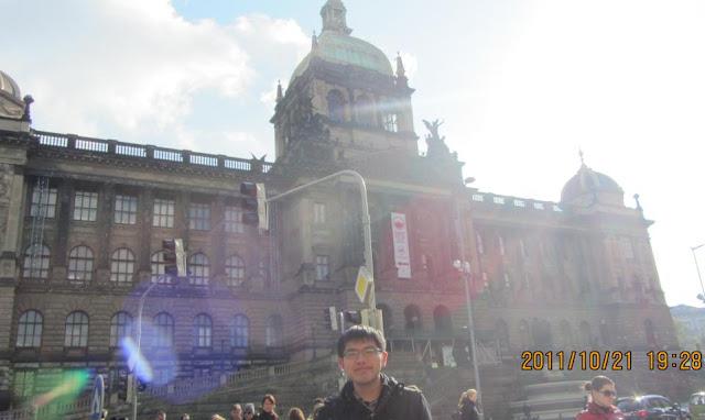 布拉格的國家博物館