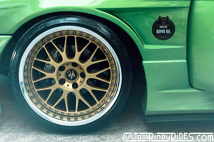 Mean Green Nissan S14 Silvia Custom Pinoy Rides Car Photography Philippines Philip Aragones THE aSTIG pic10
