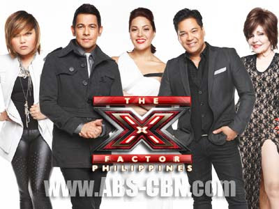 "Episode 1.29: ""The X Factor Philippines"" (September 29, 2012) 062712-xfactor"