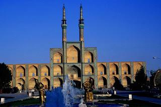 Puščavski Yazd
