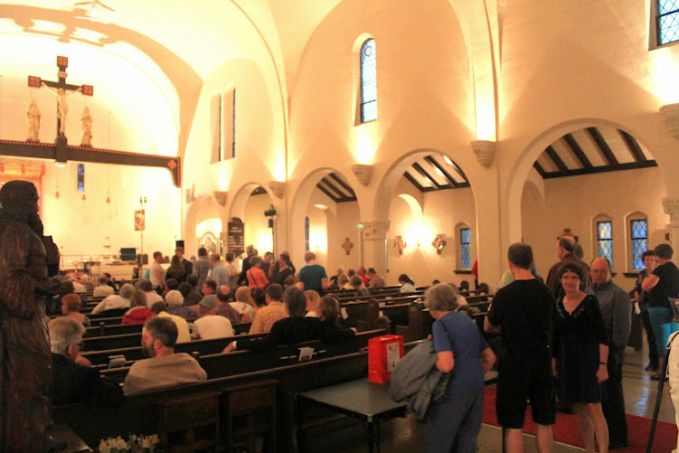 St. Barnabas spring concert 2013