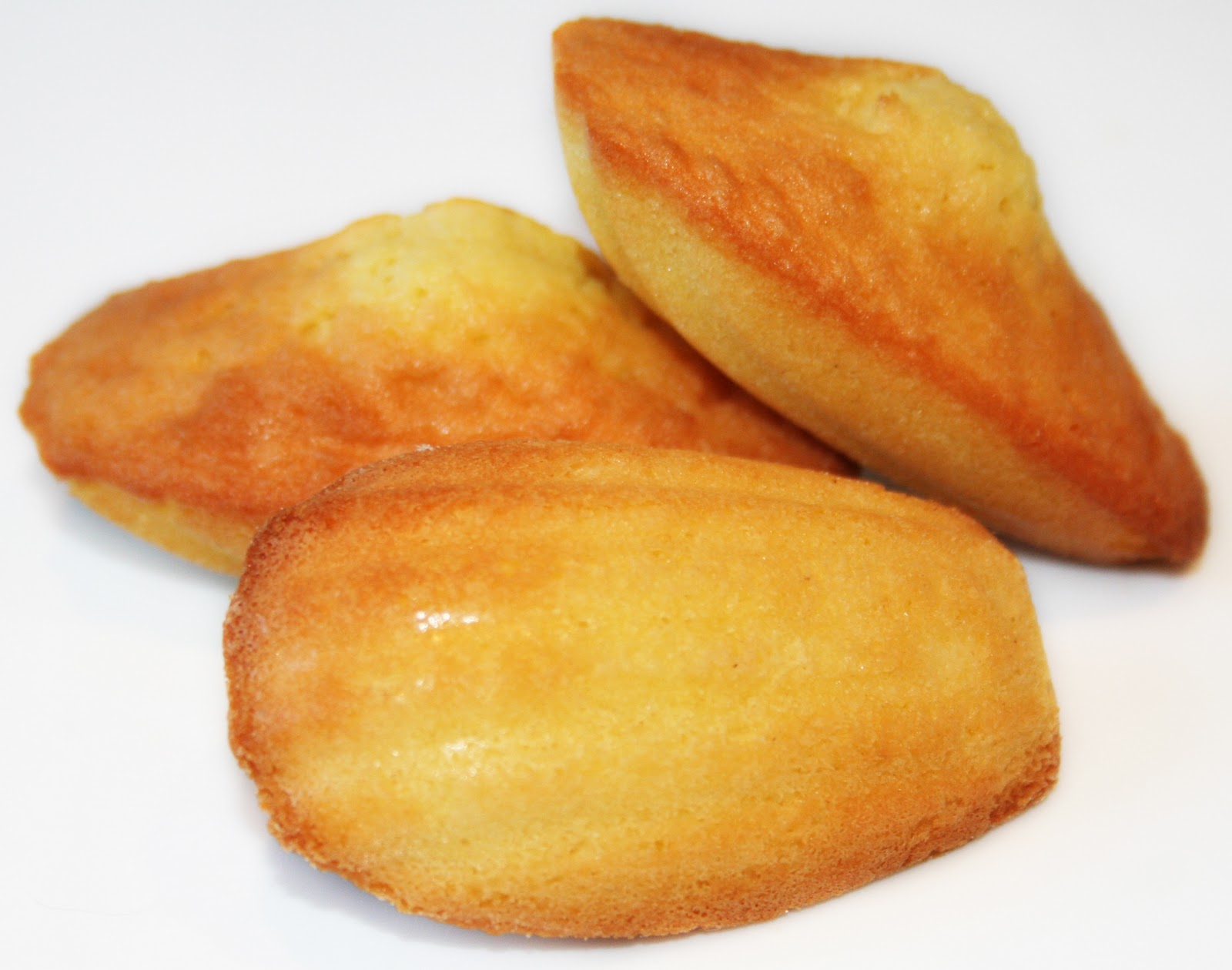 Madeleine recipes dishmaps for La cuisine de bernard