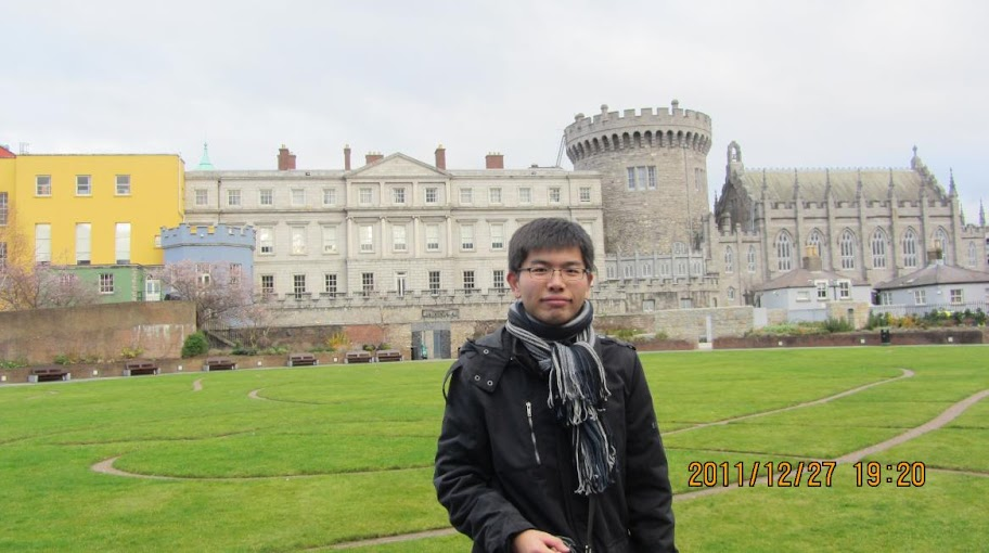 我在都柏林城堡