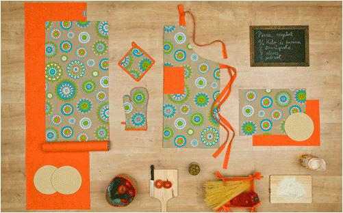 Textiles cocina