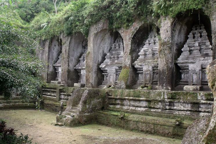 Gunung Kawi szentélye