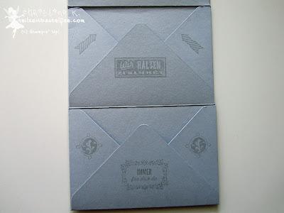stampin up, envelope punch board, mini album, Du&Ich, Wimpeleien