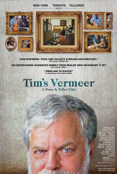 Poster Of English Movie Tim's Vermeer (2013) Free Download Full New Hollywood Movie Watch Online At Alldownloads4u.Com