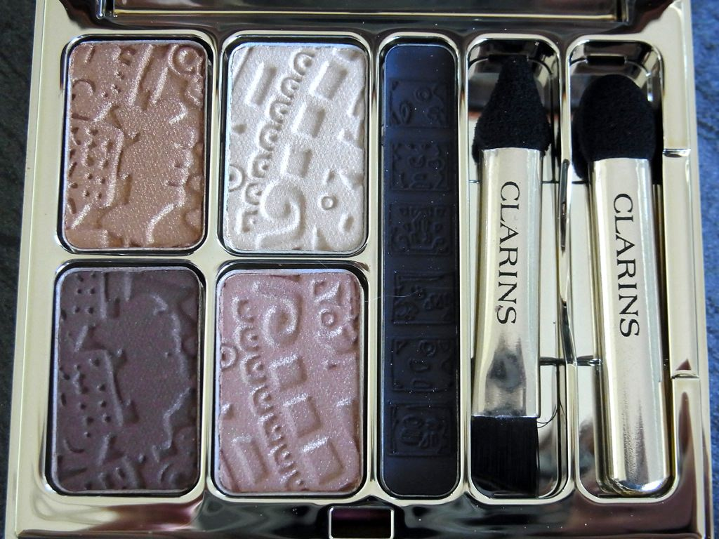Clarins Splendours Palette