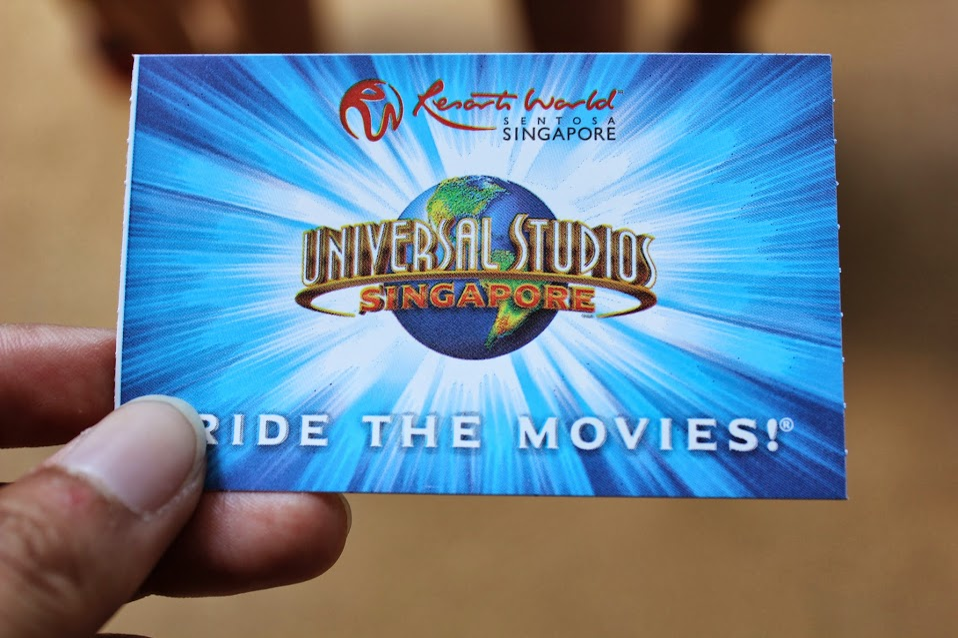 Tham quan USS - Một vòng khám phá Universal Studios Singapore