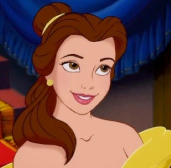 belle beauty and the beast wedding