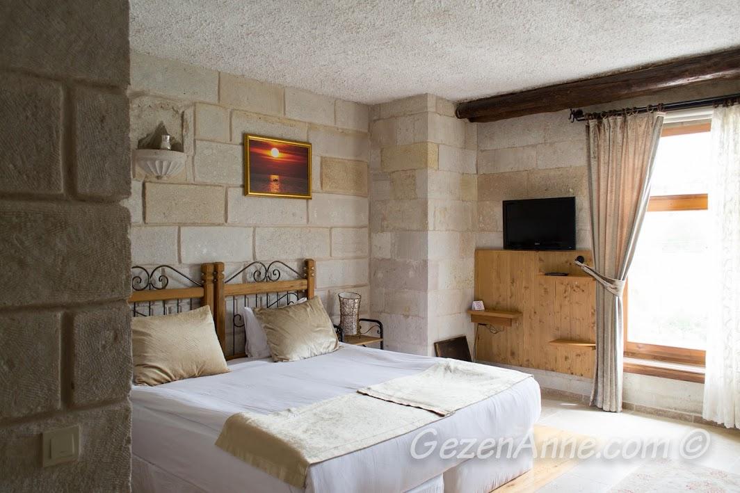 kaldığımız oda, Göreme Inn Otel Kapadokya