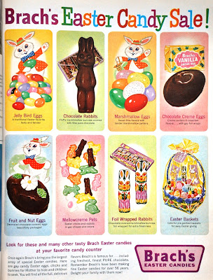 Visiting Vintage: Brach's Easter Candy