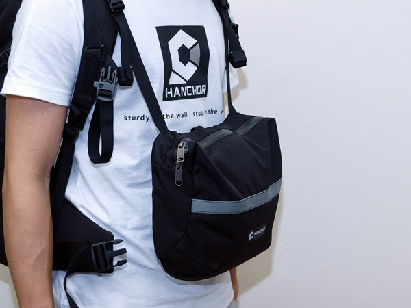 HANCHOR backpack