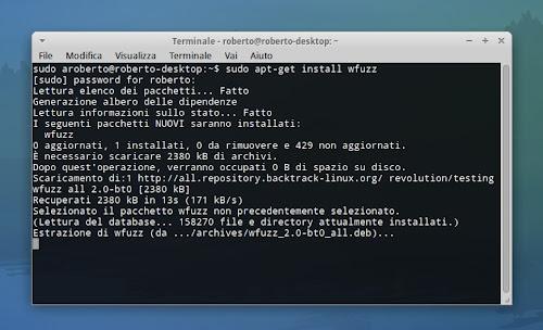 BackTrack su Ubuntu