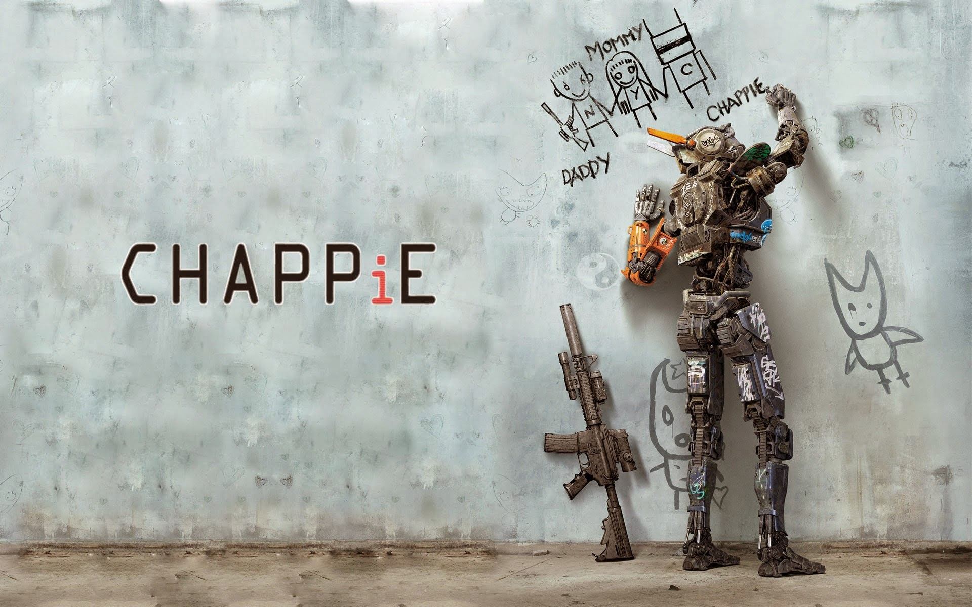 Chappie Wallpaper