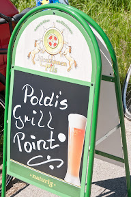 Vesperpause bei Poldis Grill Point